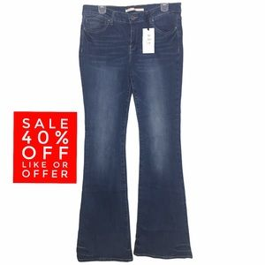 Standards & Practices Flare Jeans NWT Size 13